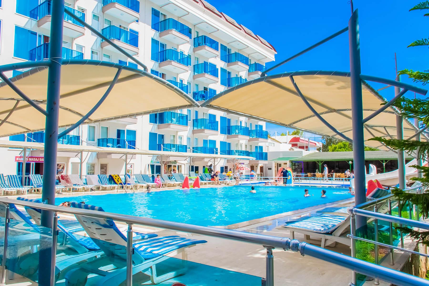 EV KONFORUNDA TATİL KEYFİ || Tuğra Suit Otel Alanya