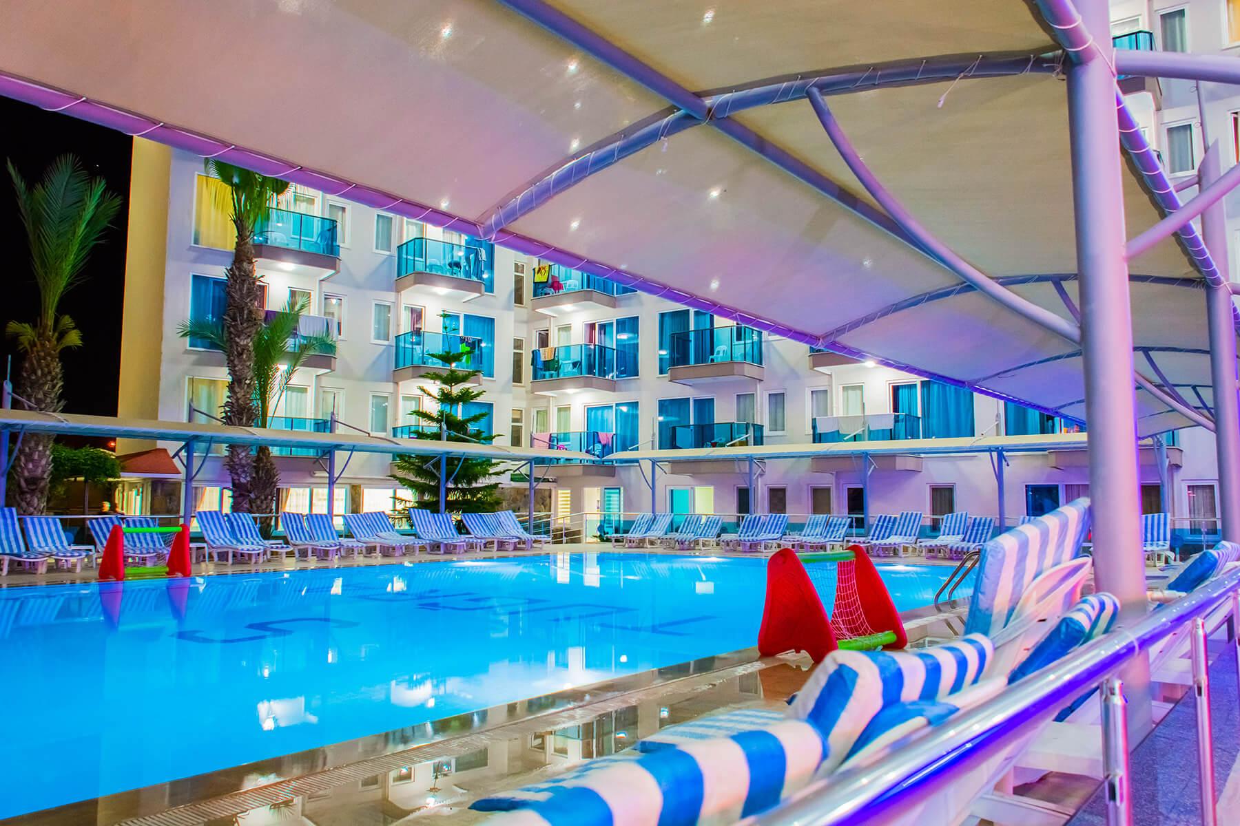 Baylara Özel || Tuğra Suit Otel Alanya