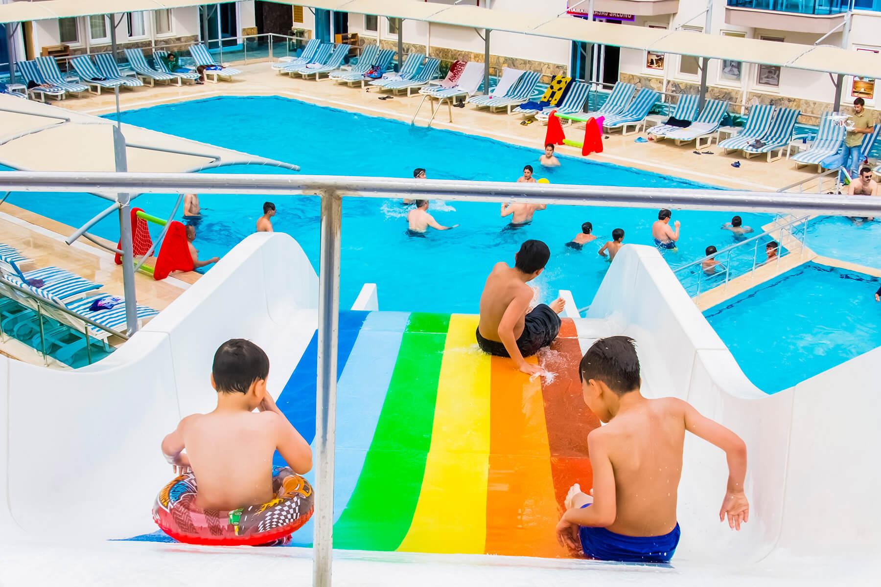 Çocuklara Özel || Tuğra Suit Otel Alanya