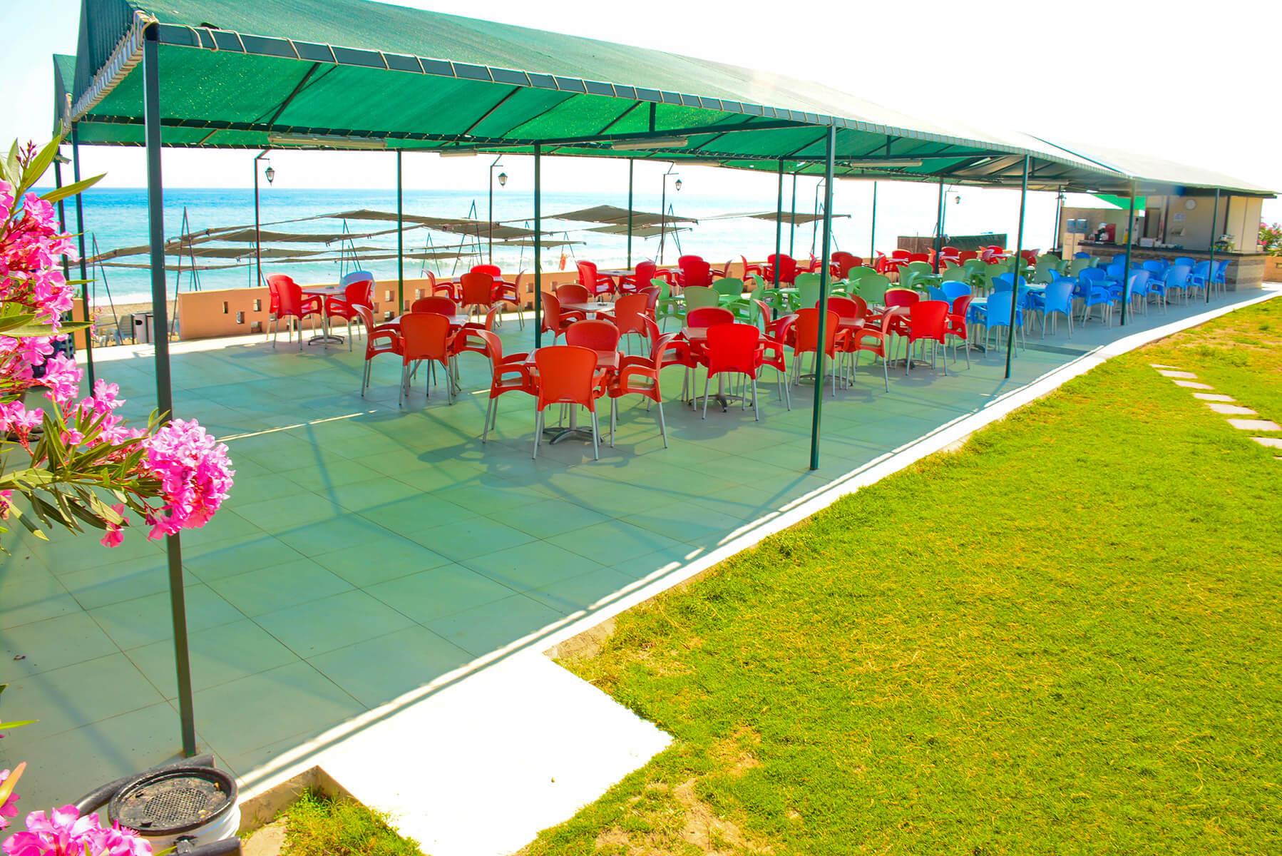 Sahil || Tuğra Suit Otel Alanya